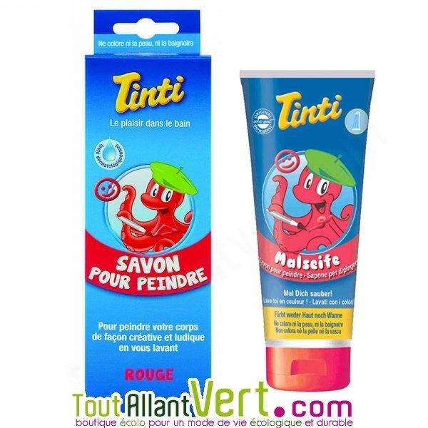 Tinti - Savon Pour Le Bain Pour Peindre Achat Vente Écologique