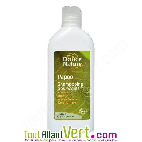 Shampoing sp cial anti poux bio et lentes 200ml l huile for Anti poux maison