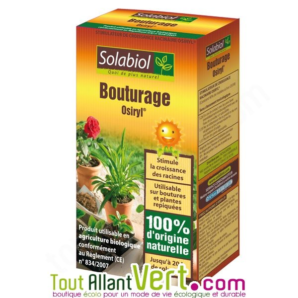 Solabiol bouturage osyril pour stimuler les racines 40ml - Hormone de bouturage ...