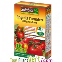 engrais tomates et l gumes fruits 750g solabiol achat. Black Bedroom Furniture Sets. Home Design Ideas