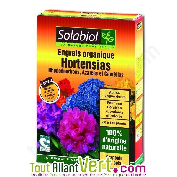 solabiol engrais hortensias et rhododendrons 1 5 kg. Black Bedroom Furniture Sets. Home Design Ideas