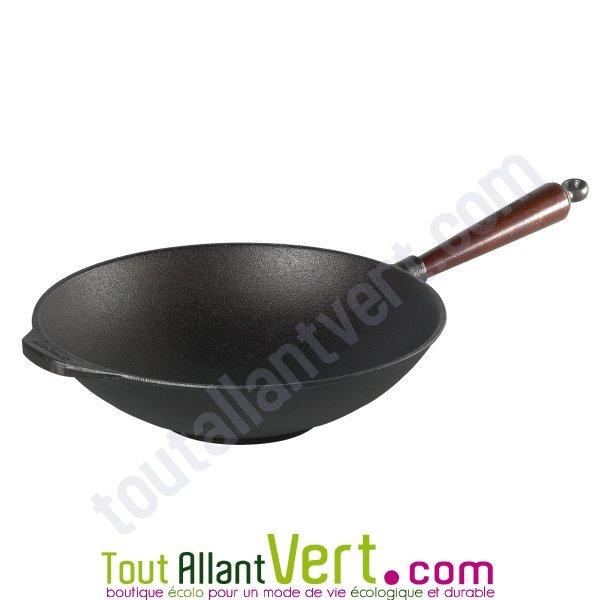 wok 3 5 litres en fonte cologique skeppshult achat vente cologique acheter sur. Black Bedroom Furniture Sets. Home Design Ideas