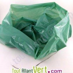 sac poubelle plastique recycl achat vente cologique acheter sur. Black Bedroom Furniture Sets. Home Design Ideas