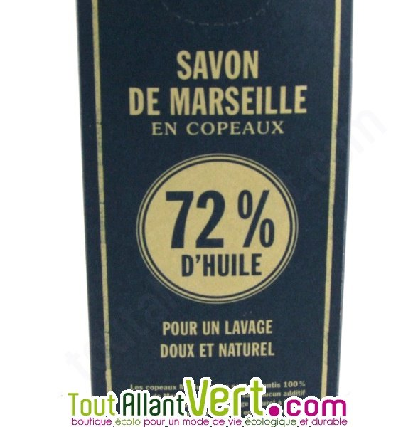 copeaux de savon de marseille 750g achat vente cologique acheter sur. Black Bedroom Furniture Sets. Home Design Ideas