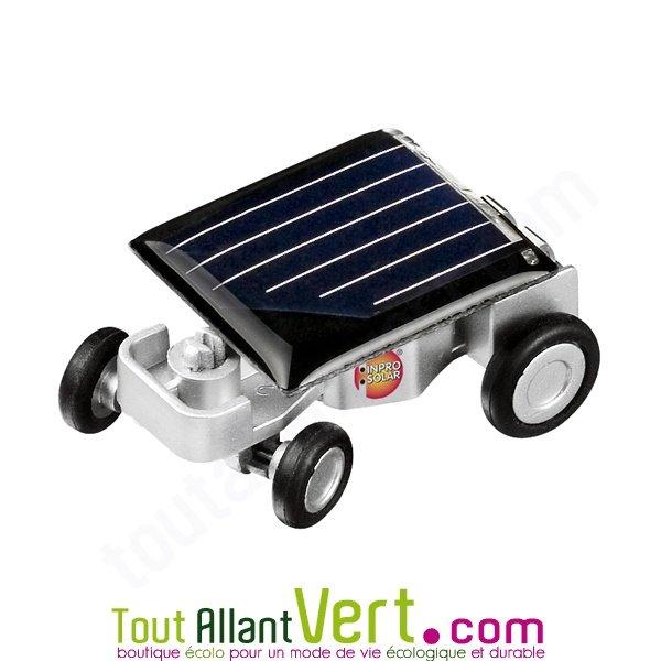 mini bolide solaire la plus petite voiture solaire au monde achat vente cologique acheter. Black Bedroom Furniture Sets. Home Design Ideas