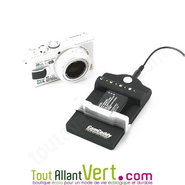 chargeur batterie universel pour appareil photo
