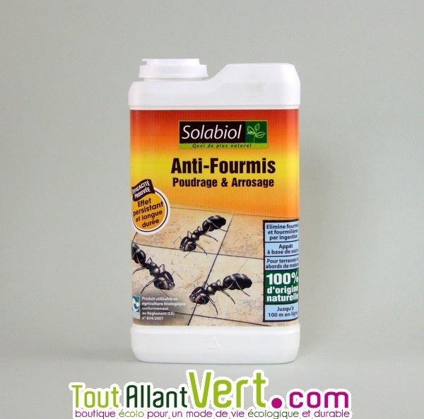 Poudre Anti Fourmis G Solabiol