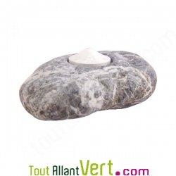 support en pierre naturelle pour bougie veilleuse achat vente cologique acheter sur. Black Bedroom Furniture Sets. Home Design Ideas