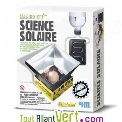 science solaire jeu pour cr er un four et un chauffe eau solaire green science 4m 8 ans. Black Bedroom Furniture Sets. Home Design Ideas