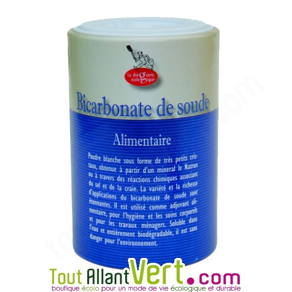 bicarbonate de soude alimentaire 500g achat vente. Black Bedroom Furniture Sets. Home Design Ideas