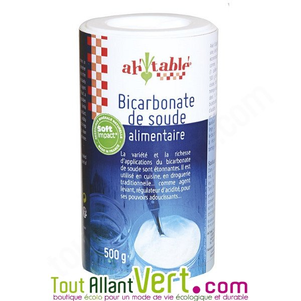 bicarbonate de soude alimentaire 500g achat vente cologique acheter sur. Black Bedroom Furniture Sets. Home Design Ideas