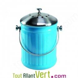 Poubelle à compost antiodeur pour cuisine