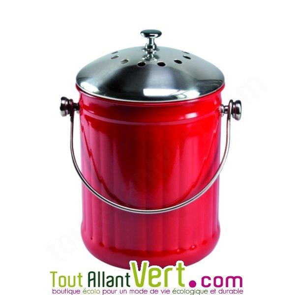 poubelle compost anti odeur pour cuisine 4 litres achat