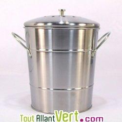 Poubelle de table compost anti odeurs pour cuisine 5 - Poubelle a compost de cuisine ...