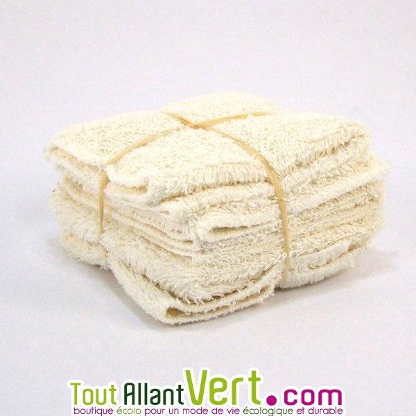 kit lingettes essuie tout lavables et le filet pour. Black Bedroom Furniture Sets. Home Design Ideas