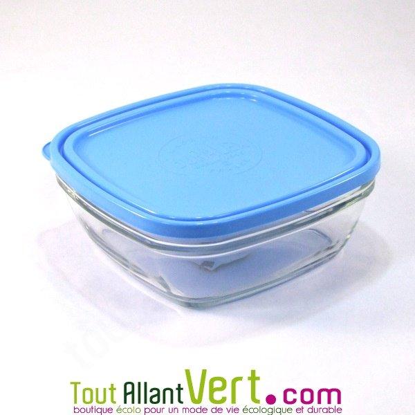 Plat de conservation en verre avec couvercle 20cm achat vente cologique acheter sur - Conservation plat cuisine ...