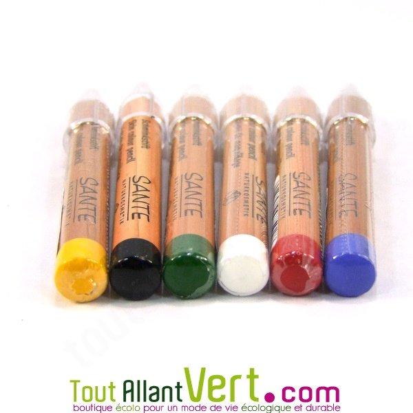 maquillage bio pour enfant hypoallergénique de la marque namaki