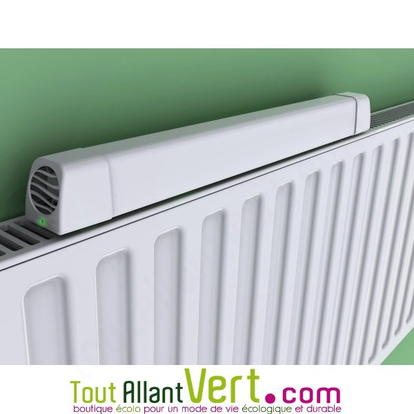 Repartiteur de chaleur pour radiateur