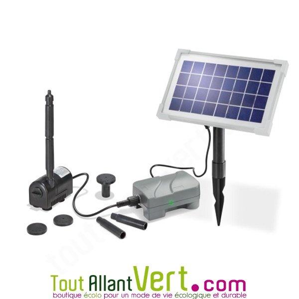 pompe solaire rimini plus pour bassin 3 5w avec batterie achat vente cologique acheter sur. Black Bedroom Furniture Sets. Home Design Ideas