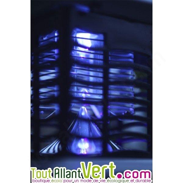 le anti moustique solaire 233 lectrocution grille lumi 232 re bleue