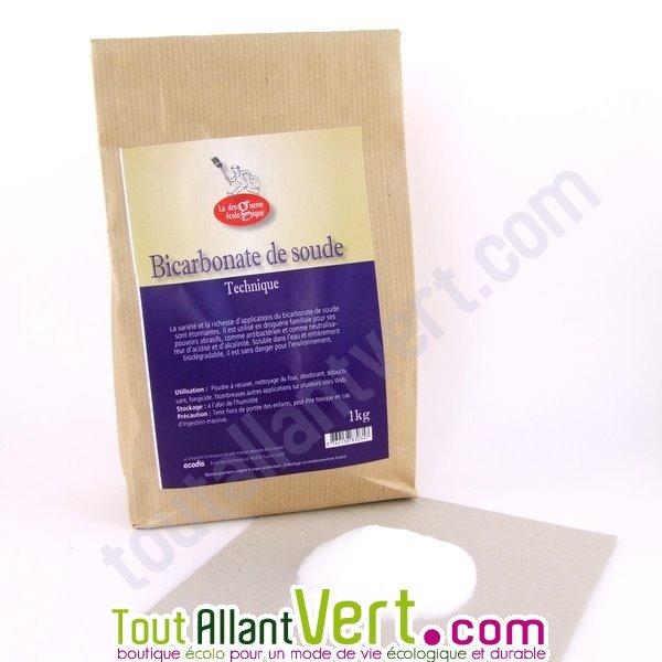 bicarbonate de soude 1kg multi usages technique achat. Black Bedroom Furniture Sets. Home Design Ideas