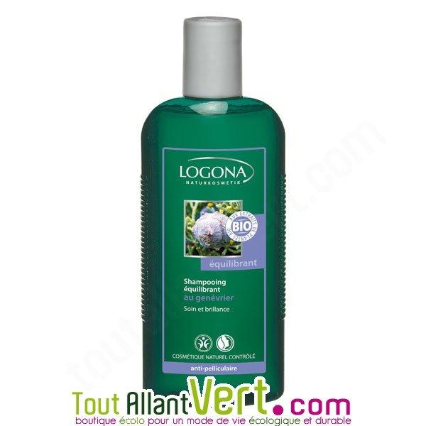 Shampoing anti pelliculaire au gen vrier 250ml logona for Antipelliculaire maison