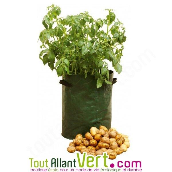 Sac de culture pour pomme de terre germ es achat vente - Planter des pommes de terre germees ...
