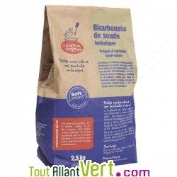 Bicarbonate de soude 2 5kg multi usages technique achat vente cologique acheter sur - Bicarbonate de soude technique ...
