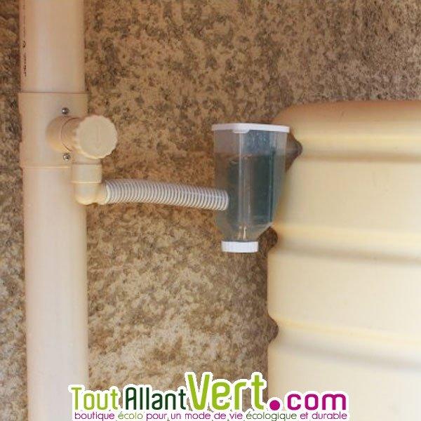 filtre anti impuret pour cuve de r cup ration d eau de pluie achat vente cologique acheter. Black Bedroom Furniture Sets. Home Design Ideas