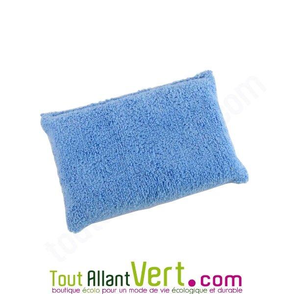 eponge bleu microfibre pour un nettoyage colo sans. Black Bedroom Furniture Sets. Home Design Ideas