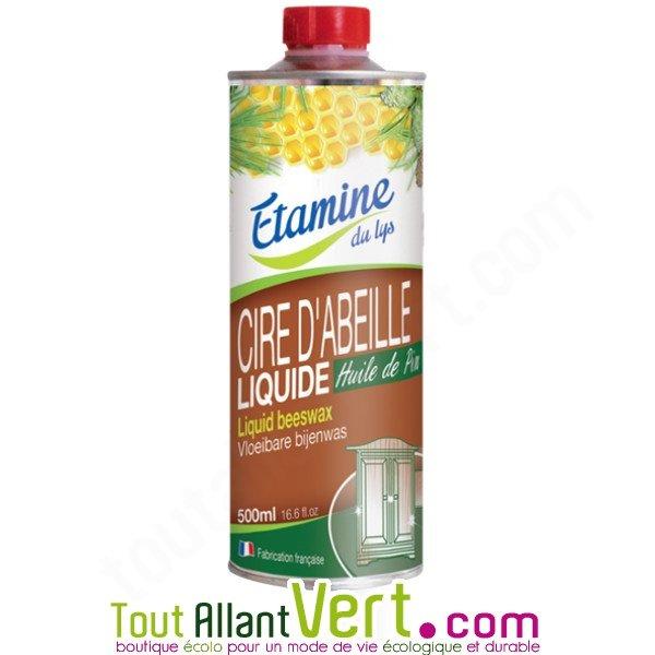Cire d abeille liquide l huile de pin 500ml de etamine du lys - Antirouille cire d abeille ...