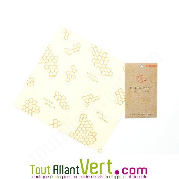 emballage bio r utilisable bee s wrap achat vente cologique acheter sur. Black Bedroom Furniture Sets. Home Design Ideas