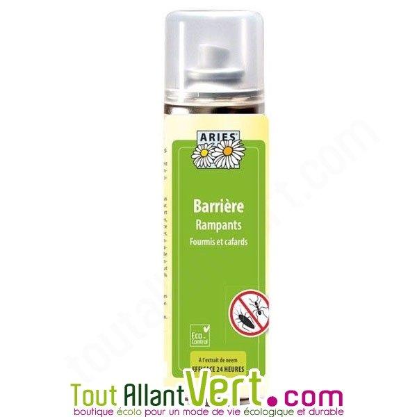 Spray r pulsif barri re insectes rampants et volants 200ml achat vente cologique acheter - Barriere a insectes ...