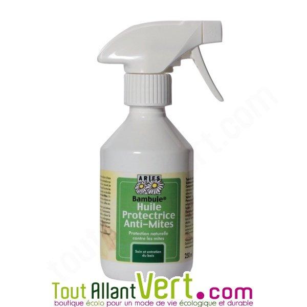 spray r pulsif huile anti mites pour bois mulsion. Black Bedroom Furniture Sets. Home Design Ideas