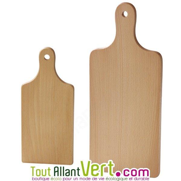 planche d couper bois fsc avec poign e achat vente. Black Bedroom Furniture Sets. Home Design Ideas