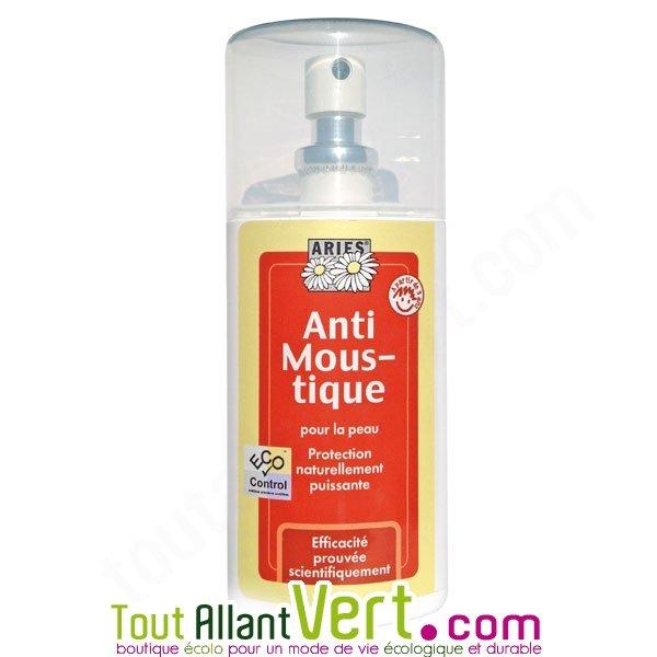 spray anti moustiques pour la peau solution naturelle. Black Bedroom Furniture Sets. Home Design Ideas