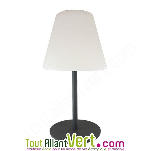 lampe solaire clairage puissant pour table ou terrasse 50 cm. Black Bedroom Furniture Sets. Home Design Ideas