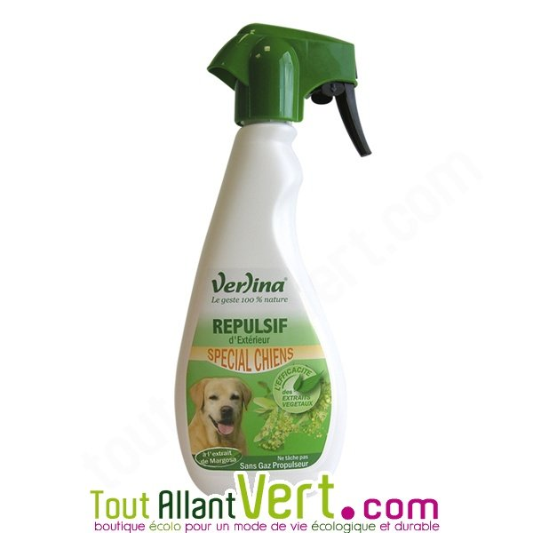 spray r pulsif chiens naturel pour l ext rieur 500ml achat vente cologique acheter sur. Black Bedroom Furniture Sets. Home Design Ideas