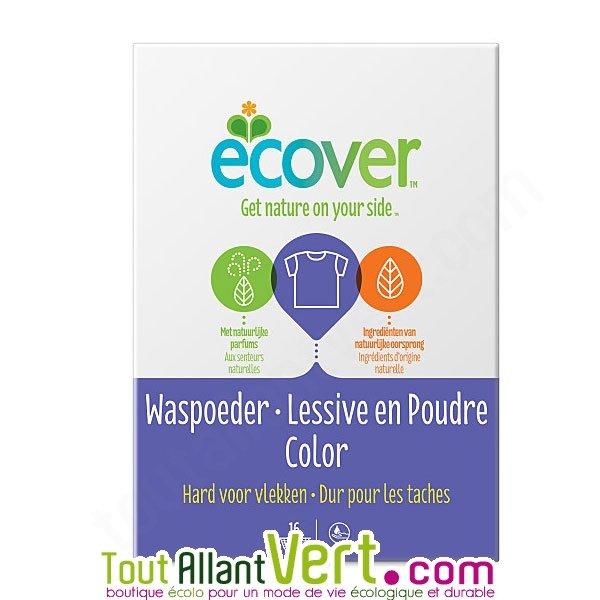 poudre laver pour linge blanc et couleur 1 2 kg ecover achat vente cologique acheter sur. Black Bedroom Furniture Sets. Home Design Ideas