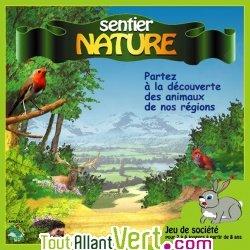 Jeu Sentier Nature: D�couverte de 90 animaux de la Nature