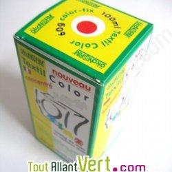 Teinture cologique pour textiles coloration rouge tomate r actif ko tex a - Teinture textile bio ...