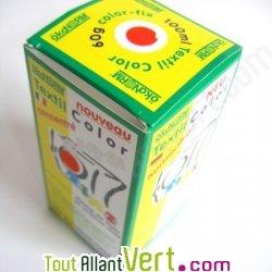 Teinture cologique pour textiles coloration orange mandarine r actif ko t - Teinture textile bio ...