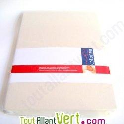 Drap housse jersey coton bio achat vente cologique for Drap housse coton bio