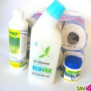 Kit WC propre �cologique: recharge