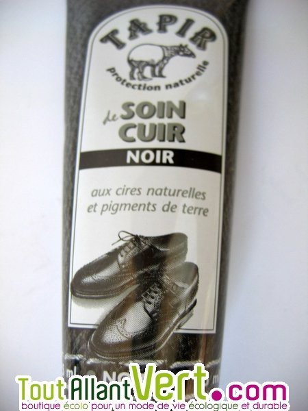 soin cuir chaussure naturel cirage noir 75ml achat vente cologique acheter sur. Black Bedroom Furniture Sets. Home Design Ideas