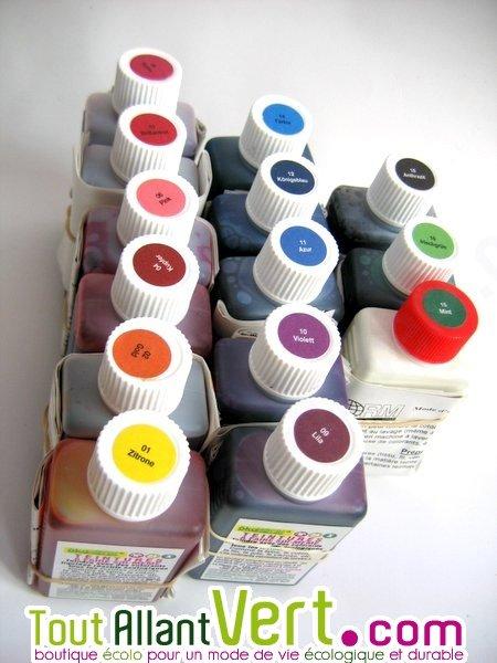 Teinture cologique pour textiles coloration cuivre t4 achat vente cologique - Teinture textile bio ...