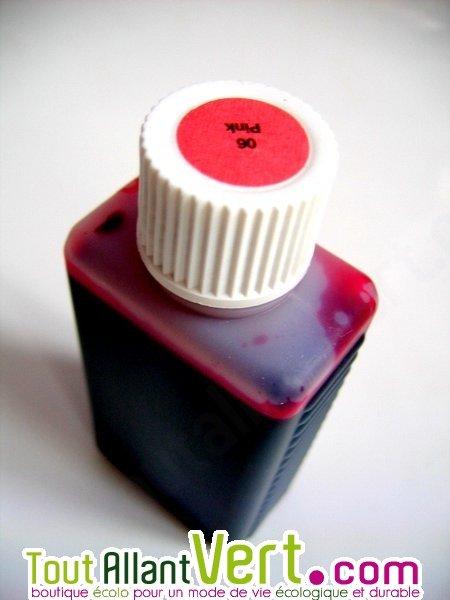 Teinture cologique pour textiles coloration rose t6 achat vente cologique - Teinture textile bio ...