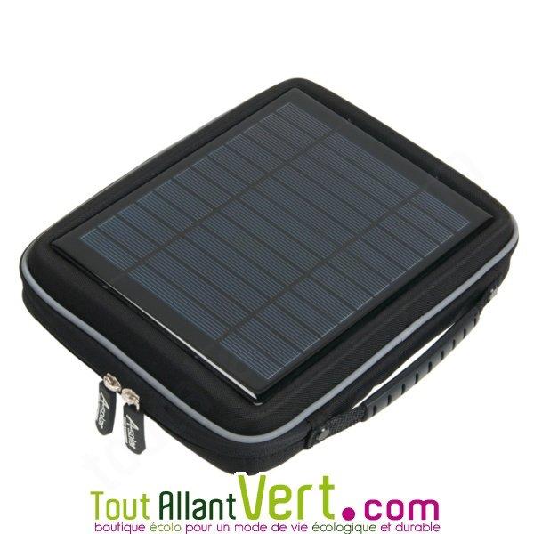 chargeur solaire pour tablette