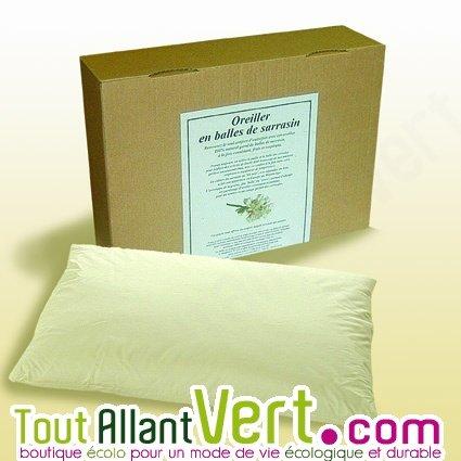 milles oreillers balle de sarrasin oreiller naturel et biologique ferme. Black Bedroom Furniture Sets. Home Design Ideas