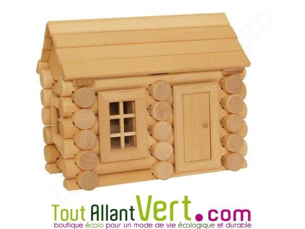 Les jouets en bois suedois - Jeu de construction de maison virtuel ...